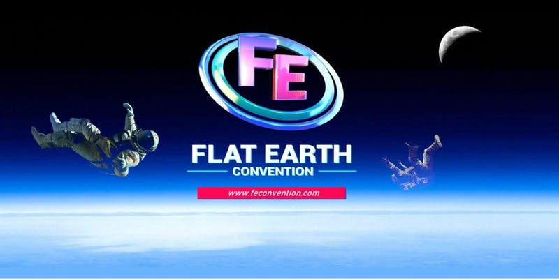 Amsterdam 2019 Flat Earth Convention Sep 27-29