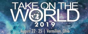 Take On The World Conference Vermillion OH Aug 22-25 2019