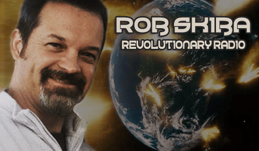 Revolutionary Radio Rob Skiba